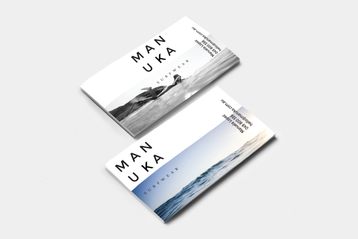 Manuka Surfwear - Maria Insua Portfolio - The Loop