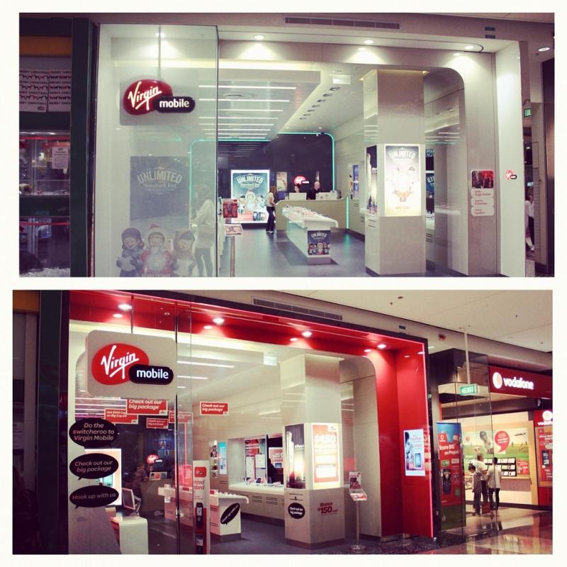 Virgin Mobile Australia - Dianne Cervantes Portfolio - The Loop