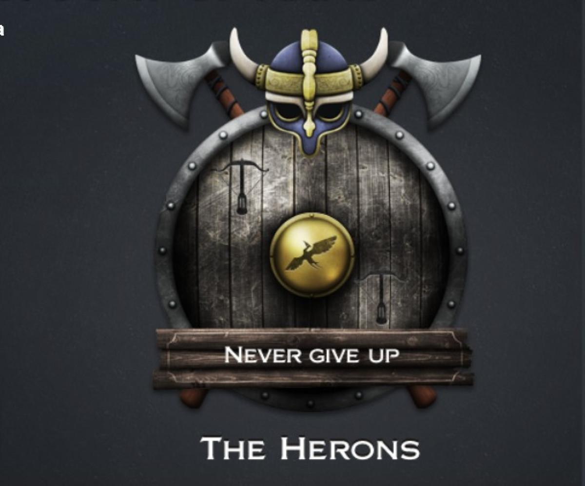 Brotherband - Coat of Arms Creator - Gokhan Tank Portfolio - The Loop